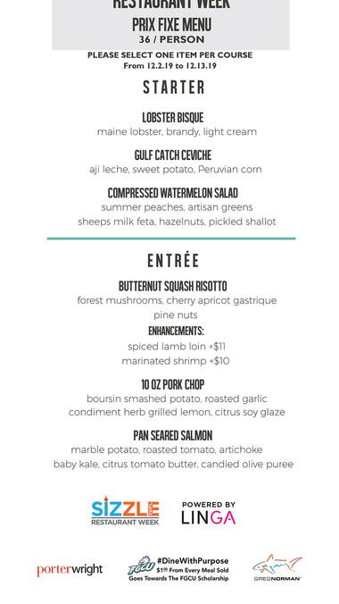Baleen - Dinner