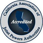 Logo for California Association of Joint Powers Authorities