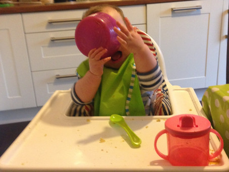Why I chose Baby Led Weaning