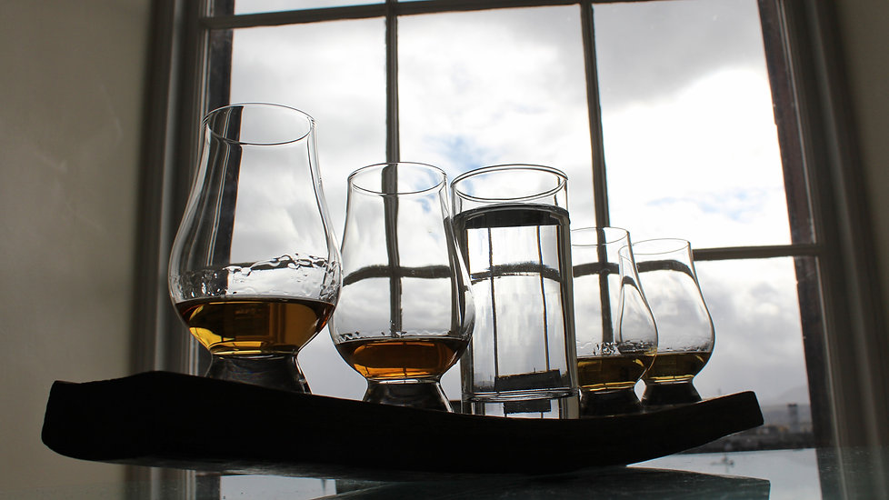 Virtual Whisky Experience