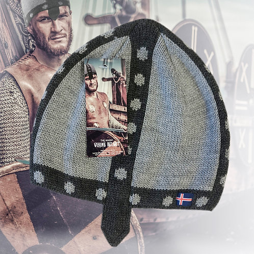 The Icelandic Warm Viking Hat