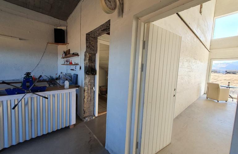 Downstairs Studio spaces