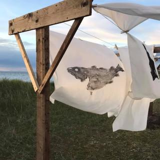 Outdoor Installation - Elva Art - Elva Hreiðarsdóttir