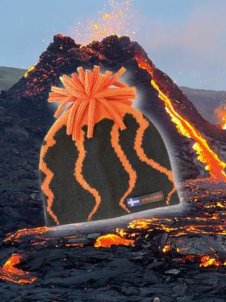 The Icelandic Volcano Hat