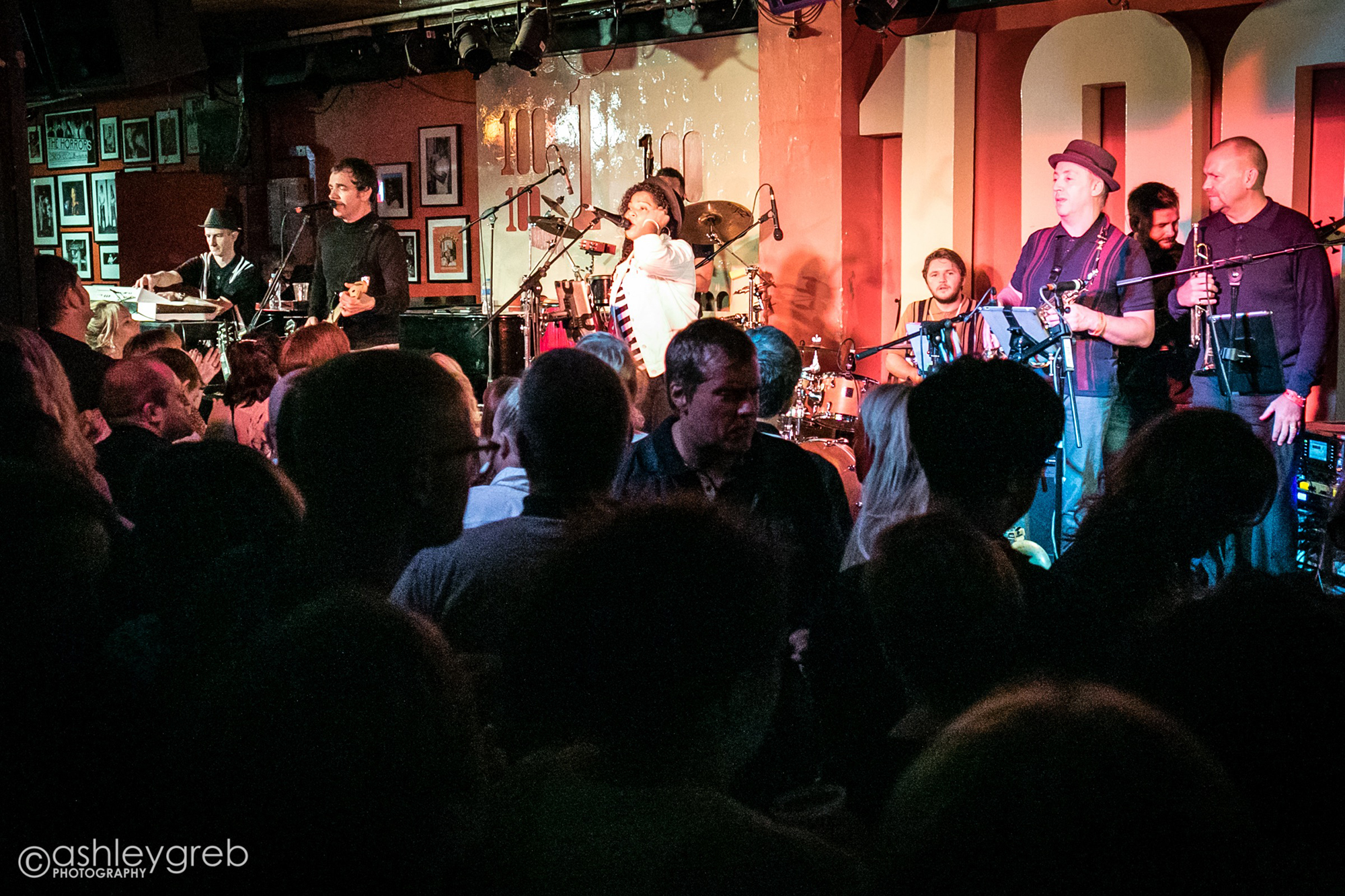 160909 The Style Councillors - The 100 Club (812)