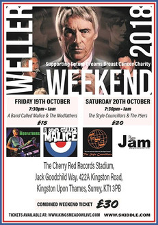 Weller Weekend for a Great Cause