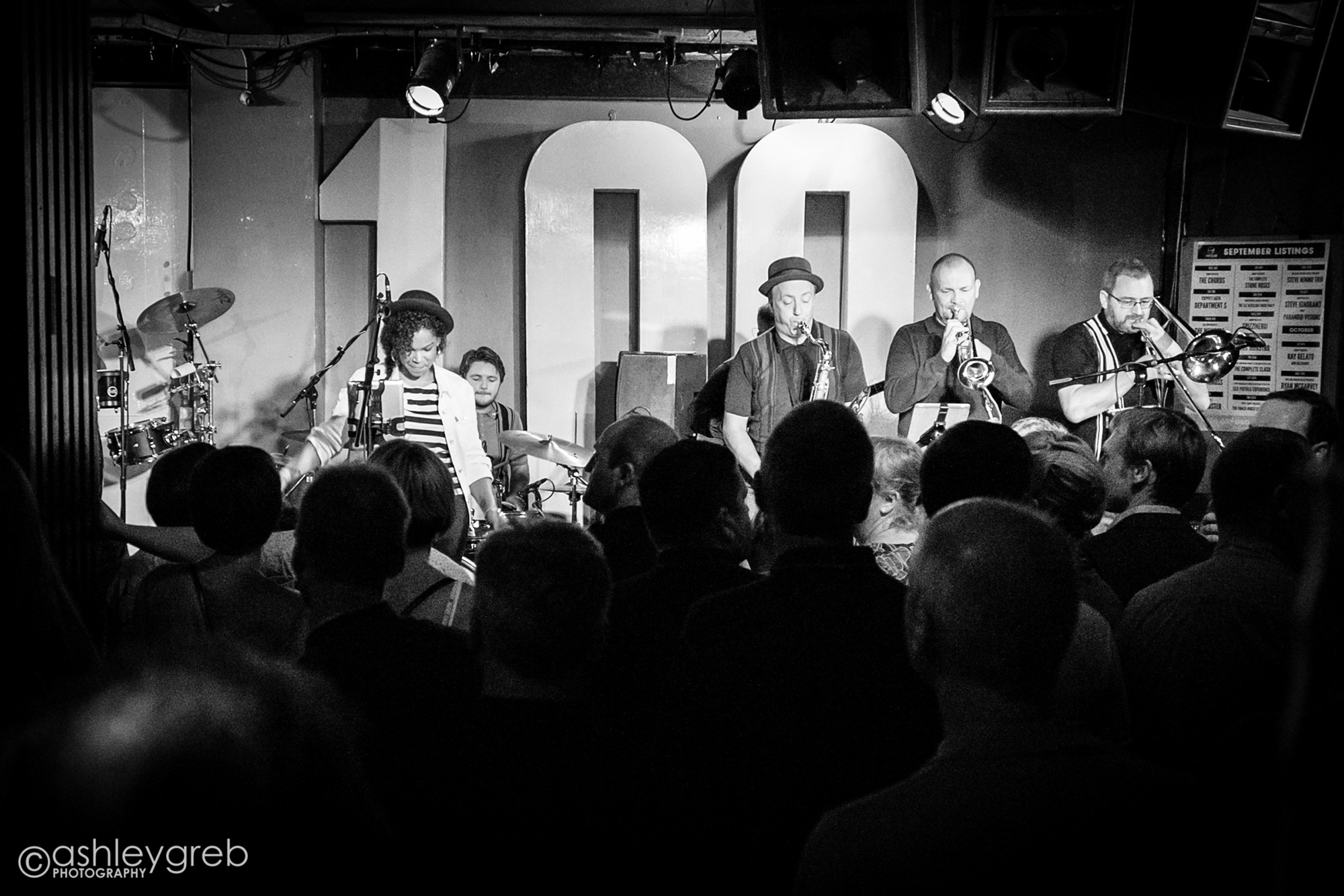 160909 The Style Councillors - The 100 Club (388)