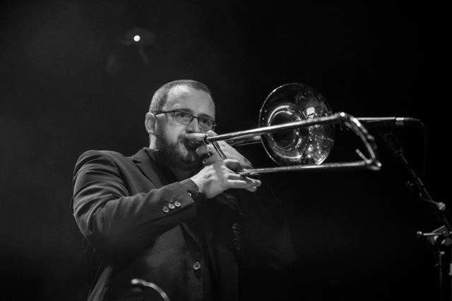 Spotlight on Dave Welton, Trombone