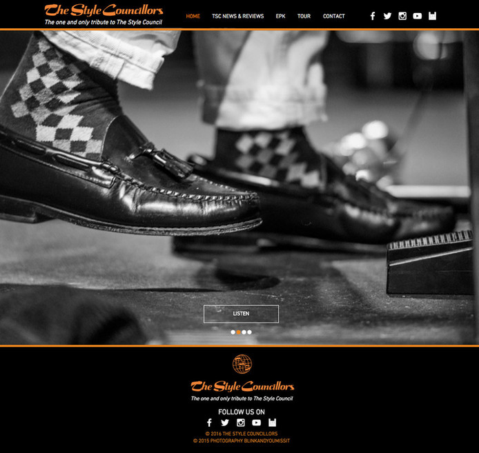 THE STYLE COUNCILLORS NEW WEBSITE