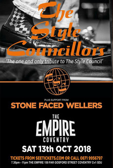 The Councillors at The Empire, Coventry