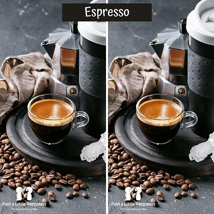 Celebrate Espresso+Brownie x 2
