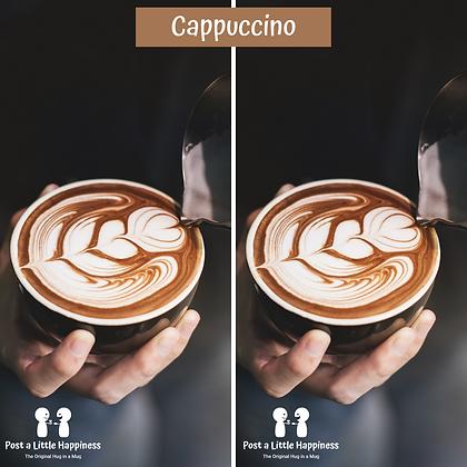 Celebrate Cappuccino+Brownie x 2