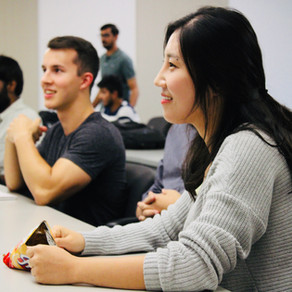 Member Connect done right ! #5.0 #DataScienceClub #UTDallas