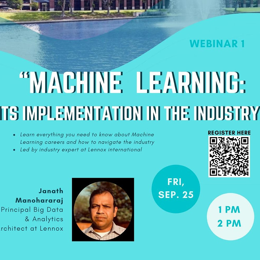 Machine Learning: Its Implementation in the Industry