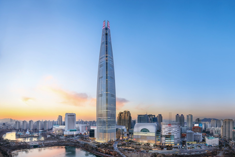 Lotte Super Tower