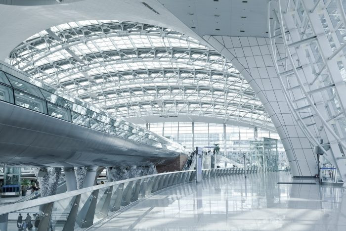 Incheon Int' Airport Phase 3 & 4