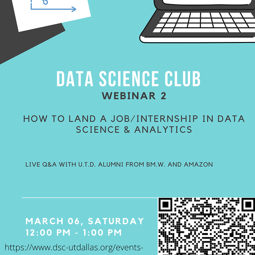 How to land a job/internship in Data Science & Analytics