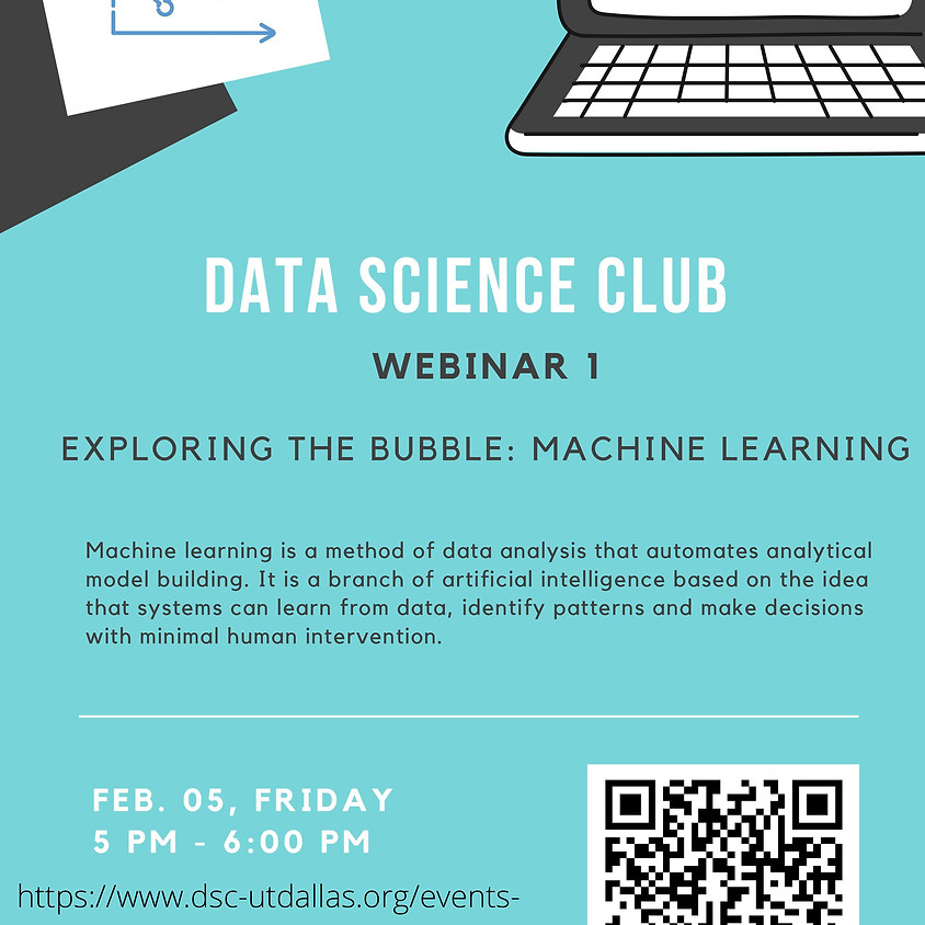 Exploring the bubble: Machine Learning