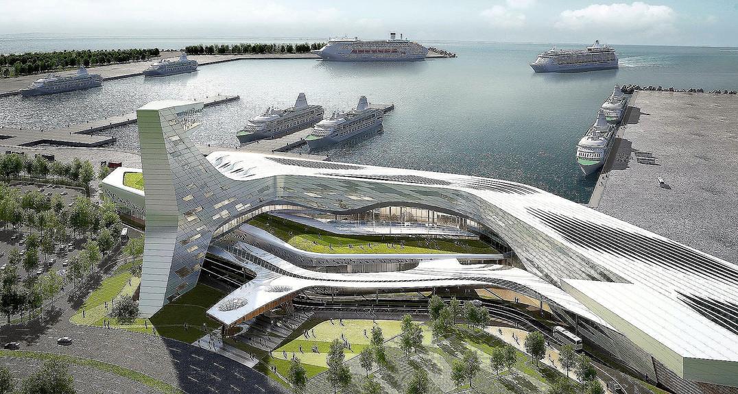 Incheon Cruiser Terminal