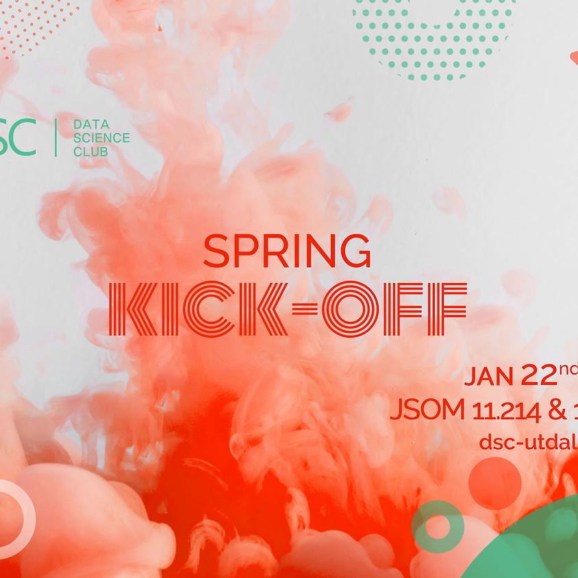 Spring 2020 Kick-Off