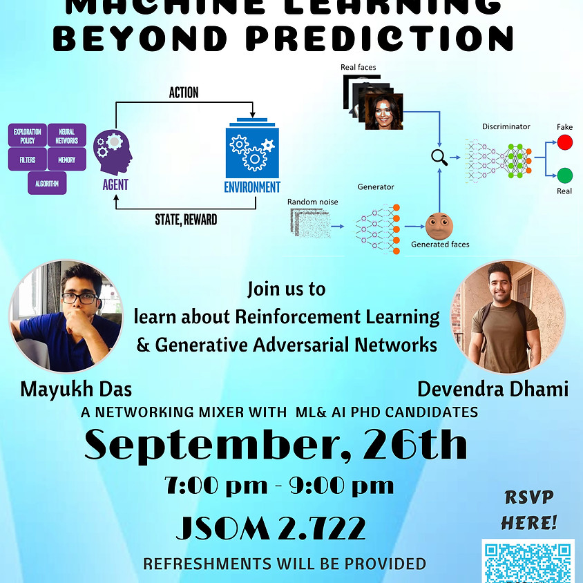 Machine Learning - Beyond Prediction