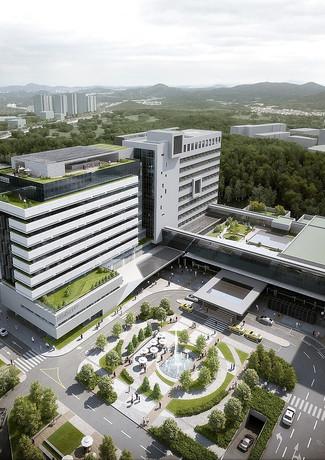 Chungbuk National University Hospital 2.