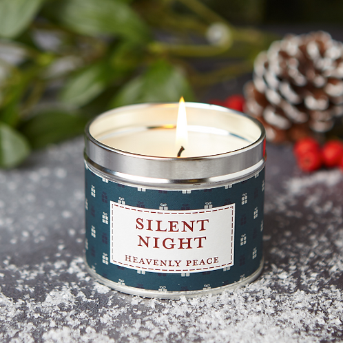 Silent Night Scented Candle