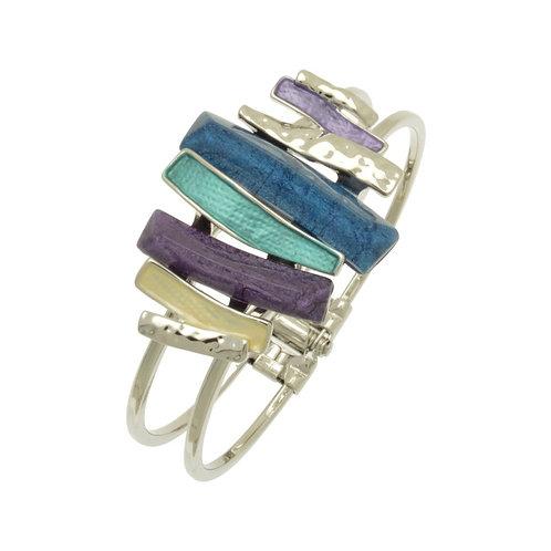 Teal Mix Bracelet