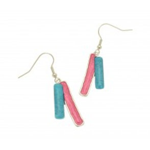 Miss Milly Tropical Mix Earrings