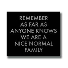Plague - Normal Family