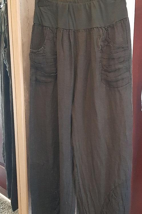 Italian Linen Trousers