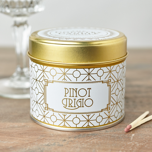 Pinot Grigio Scented Candle