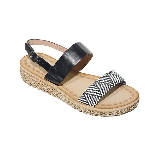 Kelsi Dual Strap Sandal