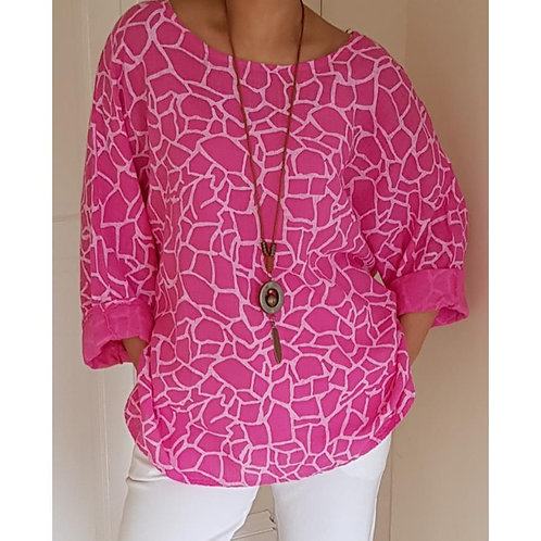 Crackle and pop Cotton Top