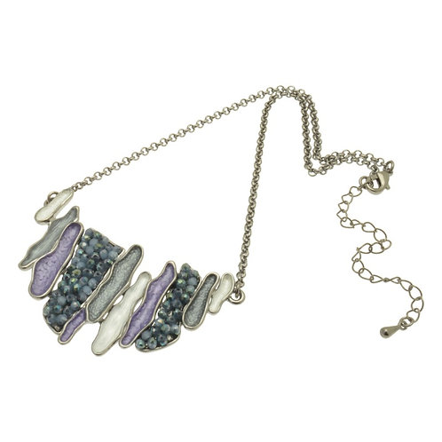 Purple Shard Necklace