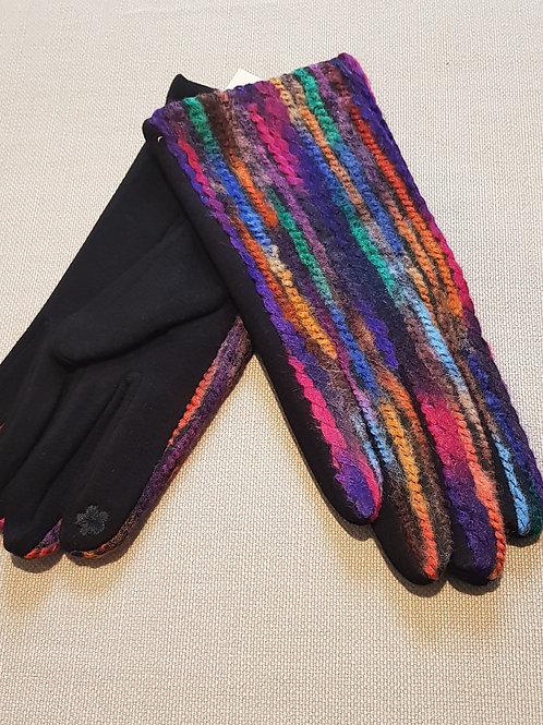 Multi woven gloves