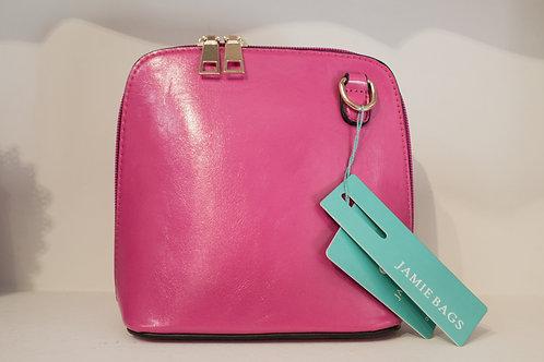 Cross-body Handbag - Rose