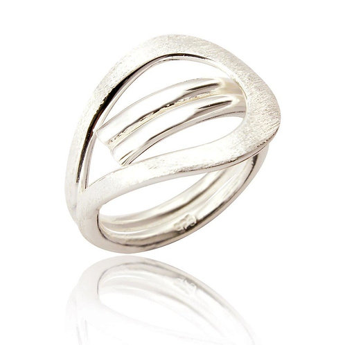 Sterling Silver Hilda Ring