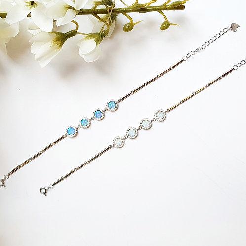 Opalite Delicate Bracelet