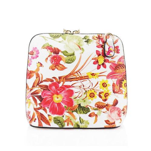 Floral Handbag - Sunset