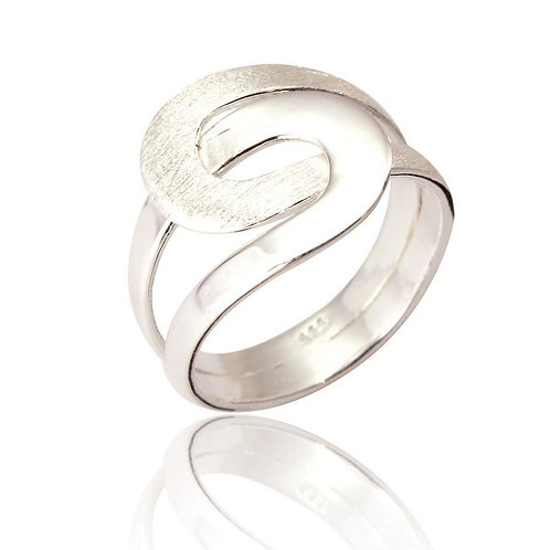 Sterling Silver Harper Ring