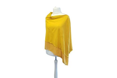 Poncho - Mustard