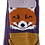 Thumbnail: Fox Portrait Bamboo Socks