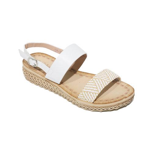 Kelski Dual strap Sandal