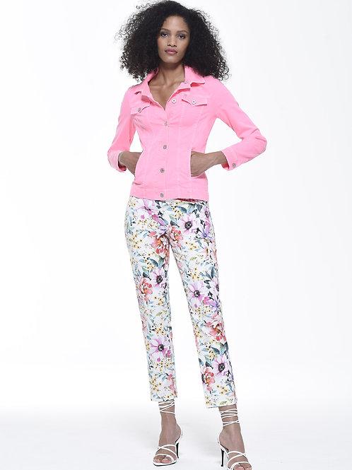 Robell Nena 09 Floral Trouser