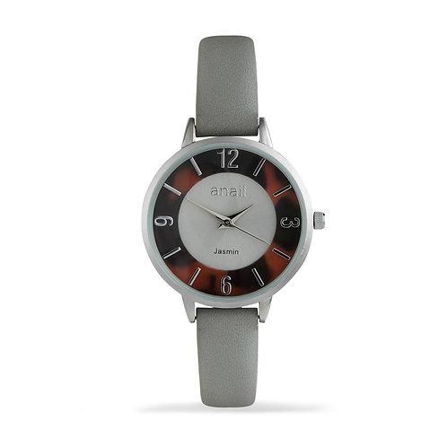 Jasmine Watch - Grey