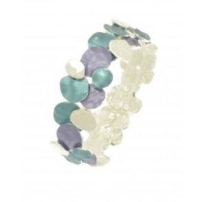 Miss Milly Bracelet - Blue + Purple