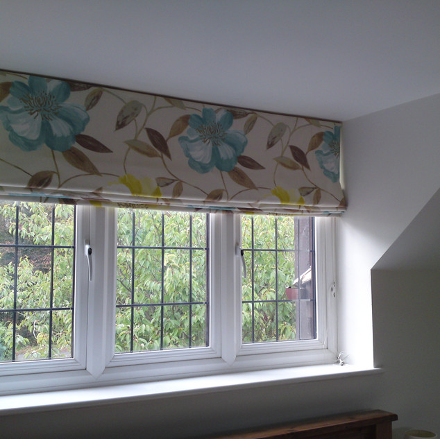 Bedroom blind