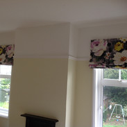 Pair of matching blinds