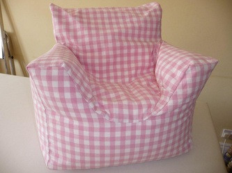 Child's bean bag chair